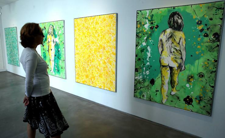 'Naturalezas...', la nueva exposición de Jorge Rando