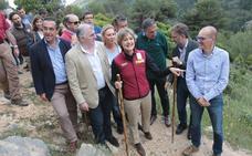 Medio Ambiente no ofrece plazos para el recrecimiento de la presa de La Concepción