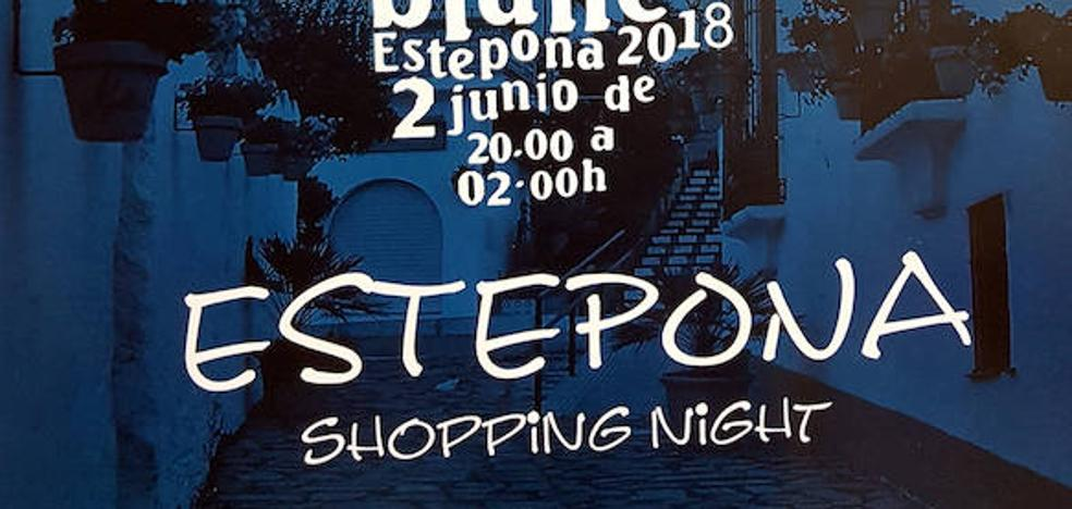 Estepona celebra con descuentos su I Shopping Night