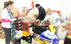 La 'Operación Kilo' aspira a recoger 200.000 kilos de alimentos en Málaga este viernes y el sábado