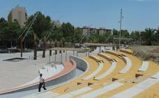 El Bulevar 'Pablo Ráez' de Marbella entra en la recta final tras un año de obras