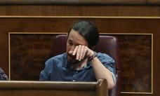 Iglesias rompe a llorar con el aplauso de las víctimas de Billy el Niño