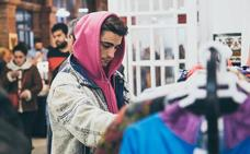 Rastro en La Térmica, showrooms y otros mercadillos