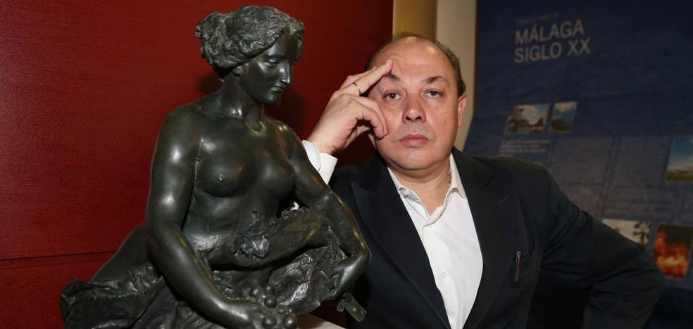 El Ayuntamiento de Málaga rescata a Alfredo Taján como coordinador de la Casa Gerald Brenan