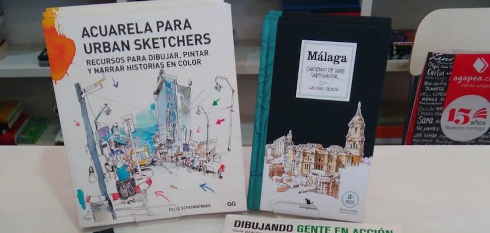 ¿Quieres ser un 'urban sketcher'? Esto es lo que necesitas saber