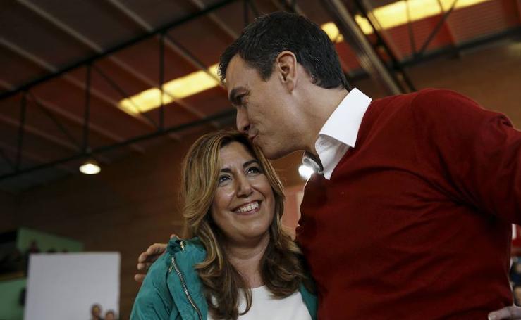 El ascenso de Pedro Sánchez