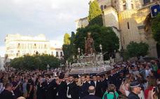 La Patrona regresa a su basílica tras un mes de mayo histórico