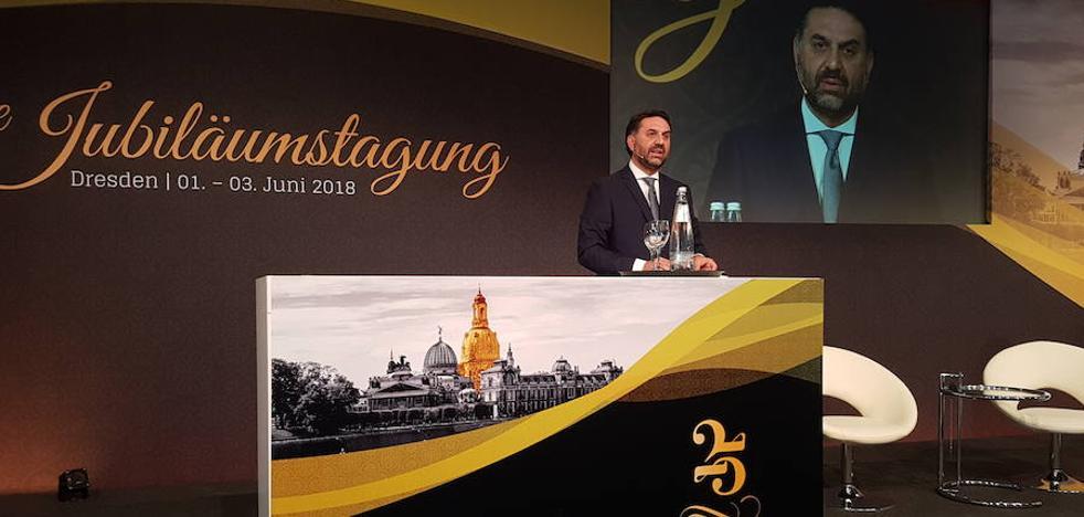 Javier Fernández: «Tenemos que consolidar el gran crecimiento del mercado alemán»