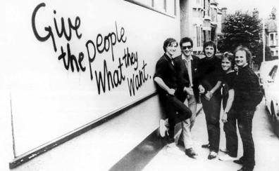 El grupo para sibaritas a la sombra de The Beatles
