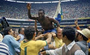 Pelé: 'O Rey' del fútbol