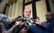 El alcalde de Málaga, en contra de que el PP presente enmiendas a los presupuestos en el Senado