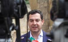 Moreno vaticina algunos cambios en el PP y defiende la autoridad moral de Rajoy