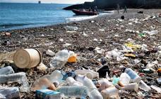 Sólo el 9% del plástico usado en el mundo se recicla