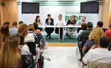 El PSOE de Málaga cierra filas para colaborar con el nuevo Gobierno