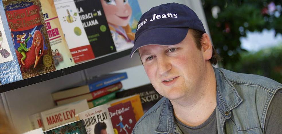 Blue Jeans: «Muchos chicos me leen, pero les da vergüenza reconocerlo»