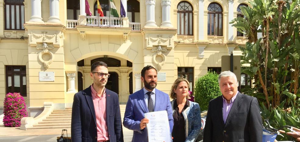 El PSOE fuerza vía normativa que se convoque un debate del estado de la ciudad