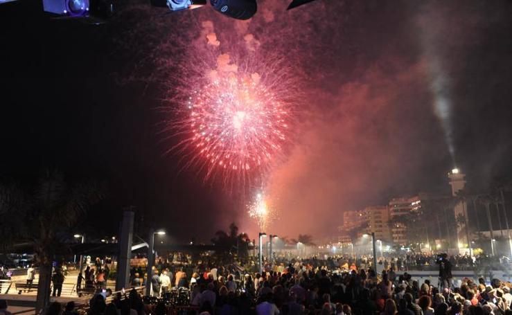 Fotos del arranque de la Feria de Marbella 2018