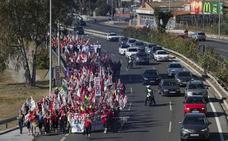Los sindicatos prevén convocar una huelga en hostelería durante la Feria de Málaga