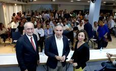 Elías Bendodo defiende la apuesta de Rajoy por Málaga y apela a la unidad