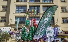 Sindicatos sanitarios reclaman a Salud mejoras inmediatas en Málaga y la construcción del hospital