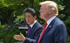 Trump anuncia que invitará a Kim Jong-un a Washington si la cumbre «va bien»
