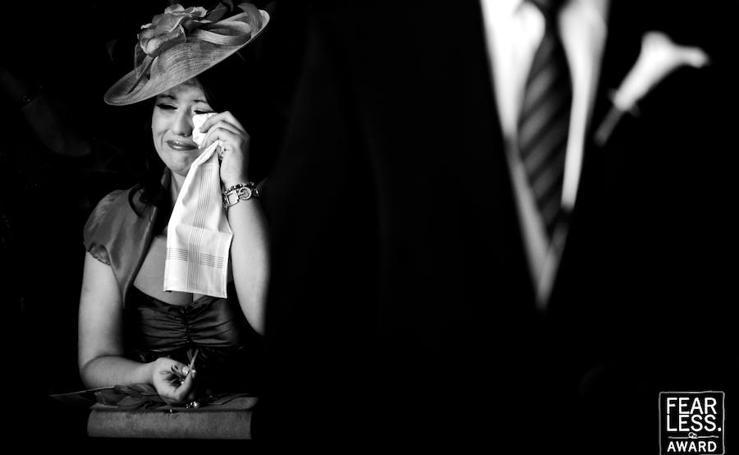 Las bodas según la visión de Albert Pamies, ganador de los Fearless Awards