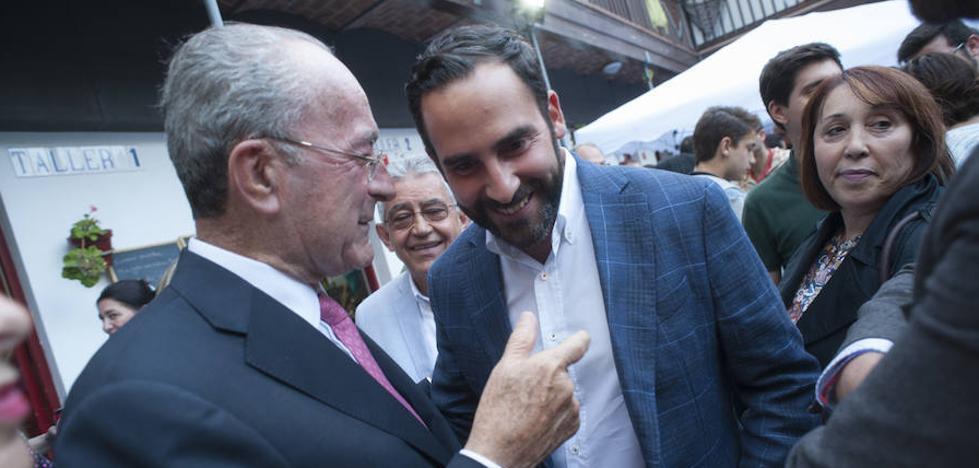 Las conversaciones privadas entre el alcalde y Dani Pérez (segunda parte)