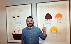 Javi Calleja, el artista malagueño deseado por los coleccionistas