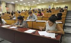 La selectividad moviliza en Málaga a casi 400 profesores de Secundaria y de la Universidad