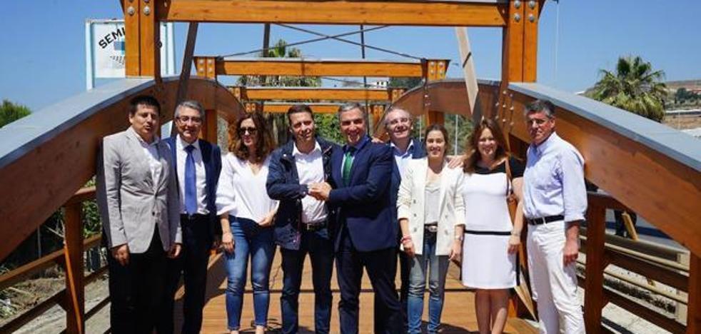 Vélez-Málaga ultima la adjudicación del primer tramo de la Senda Litoral