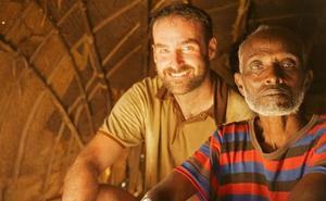 El abogado con raíces malagueñas que lo dejó todo para perforar pozos en África
