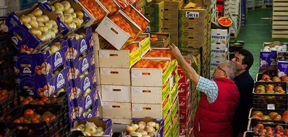 Mercamálaga aprovecha la mejoría económica y cierra 2017 con más ventas