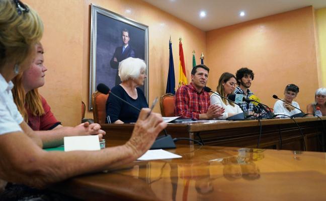 Destinan 15.000 euros a actuar contra el maltrato y el abandono animal en Torrox