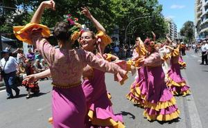 Marbella honra a San Bernabé en el día grande de la feria
