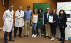 El Clínico de Málaga, primer hospital del SAS reconocido por su calidad en atender a pacientes de Crohn y colitis ulcerosa