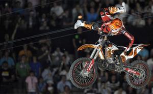 Dany Torres saltará en el Auditorio de Málaga