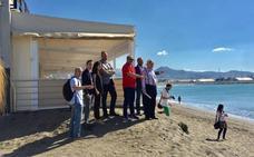Cassá exige que la playa de San Andrés tenga espigones semi-sumergidos para evitar la pérdida de arena