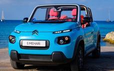 Citroën E-Mehari, desde 23.500 euros