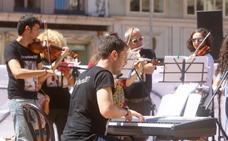 Sesenta alumnos aprobados no tienen plaza para continuar en los conservatorios de Málaga
