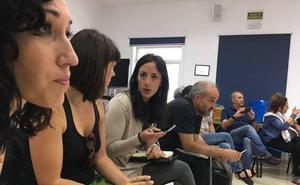 La confluencia de IU y Podemos se agita en Málaga