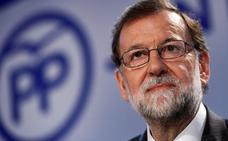 Rajoy: «No tengo sucesores ni delfines, ni pienso señalar a nadie»