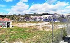 Una parcela abandonada en la Virreina