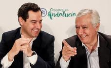 Juanma Moreno defiende que un candidato de consenso deberá liderar el PP