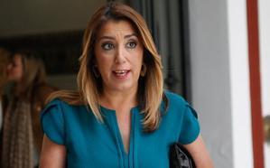 Susana Díaz anuncia un encuentro con Pedro Sánchez y que «tendrá sensibilidad con Andalucía»