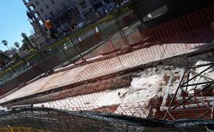 La Junta da luz verde a las obras en la calzada central de la Alameda Principal de Málaga