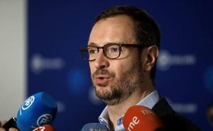 Javier Maroto: «Los votantes del PP no se fijan en los nombres sino en cuál es el proyecto»