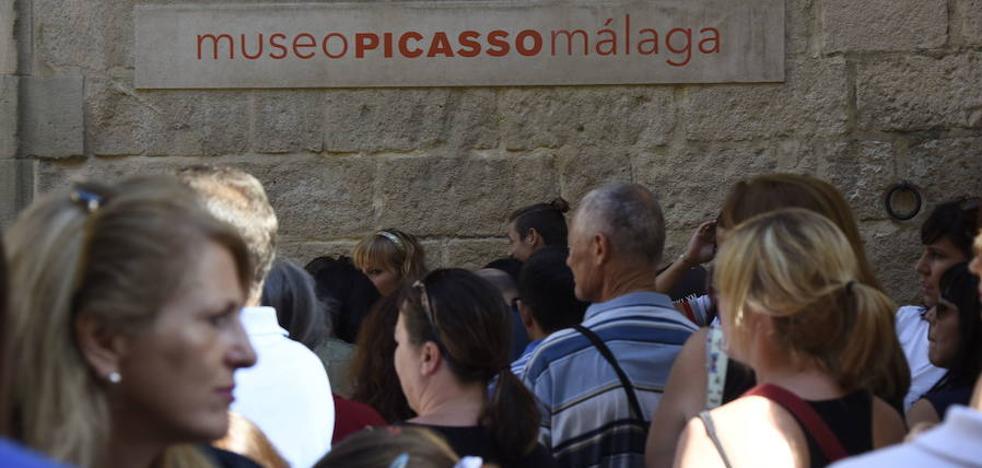 El Museo Picasso de Málaga luce sus cuentas