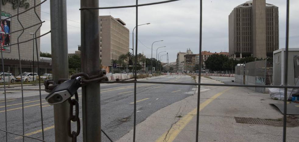 Sando y Acciona ganan el concurso para reactivar el metro en El Corte Inglés tras tres años de parón