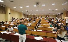 Buero Vallejo, un buen aliado para los alumnos en su primer examen de selectividad