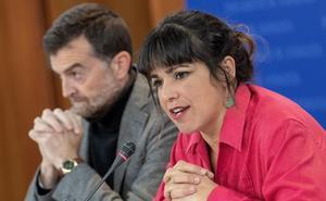 Teresa Rodríguez califica de «chascarrillos» las críticas al procedimiento de confluencia de Podemos e IU